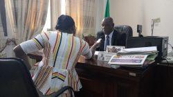 Entretien du Directeur national des Archives du Mali dans l'émission Surface Littéraire de la Radio nationale du Mali
