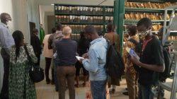 La nouvelle promotion du Macoter de l'Université de Kabala découvre les Archives nationales