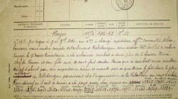 De la révolte du Bélédougou et la mort de Koumi Diocé : Extrait du journal de marche de la colonne Caillet